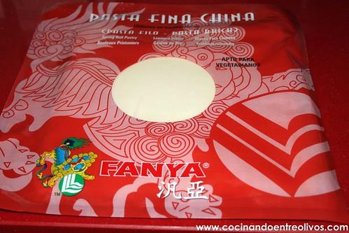 Minirollitos de cerdo y jengibre con salsa agridulce (11)