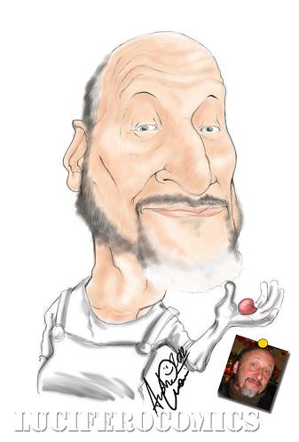 Boris Caricatura
