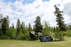 Seattle to Anchorage: Contact Creek, Yukon