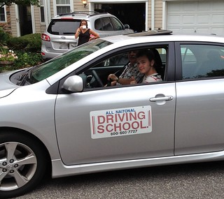My Son JCH [Age 16] DRIVING SCHOOL! | by Meleah Rebeccah