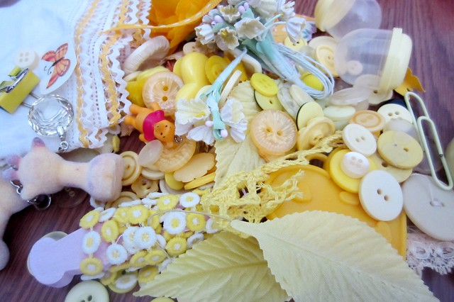 Sorting Embellishments