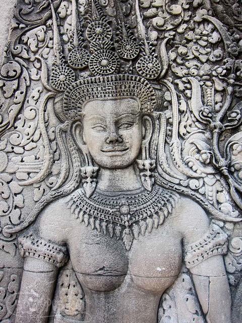 Angkor Wat Complex - Apsara