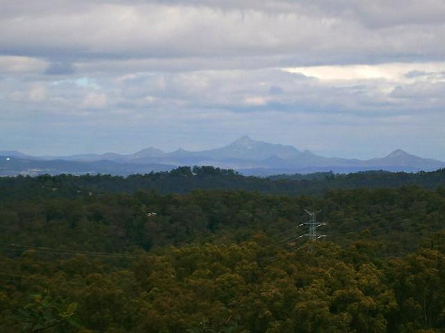 Flinders Peak & Teviot Range