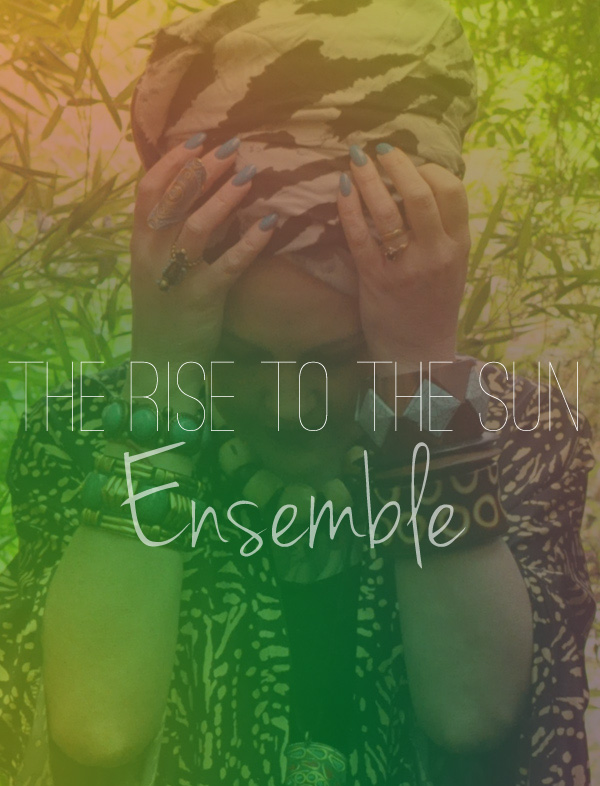 Kazzthespazz |The Rise to the Sun Ensemble