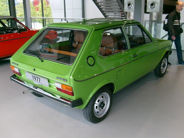 Volkswagen Polo Mk1