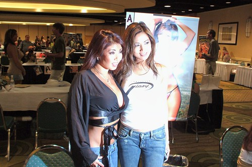 Flickriver most interesting photos tagged with glamourcon for Abbey brooks salon