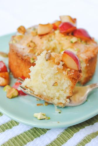 Cherry Vanilla Pound Cake