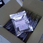 GAMBY: The first 20 packaged kits!