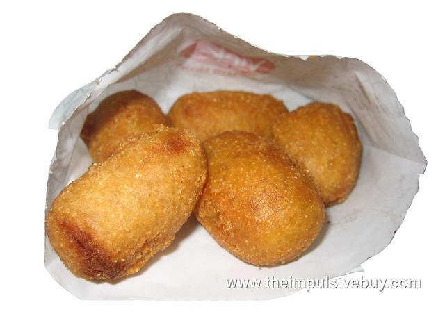 Mini Corn Dogs Fast Food