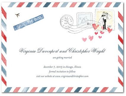 Sample Save The Date Cards For A Destination Wedding GroupTravelorg – Save the Date for Destination Weddings