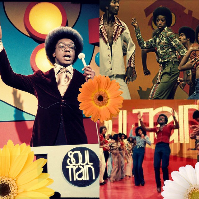 SOUL TRAIN COLLAGE