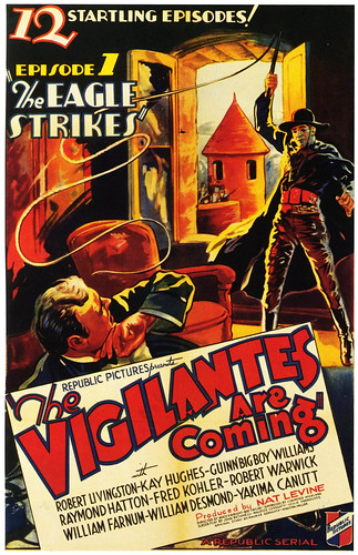 The Vigilantes Are Coming by paul.malon