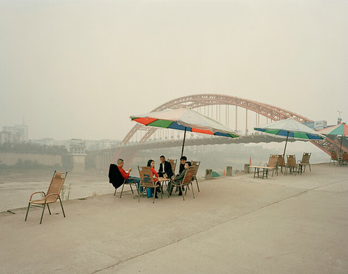 Nadav Kander, Yivin IV, Sichuan Province