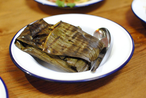 hor ab | catfish tamale