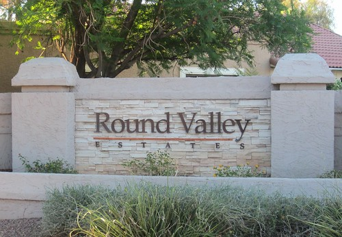 Round Valley Estates, Tempe, AZ