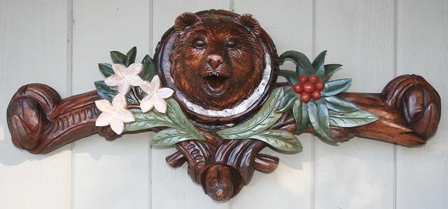 BOLDT'er Muhle BEAR HAT RACK