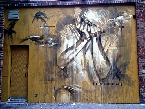 Faith 47. 2nd Street. East Village. NYC. 8.1.12