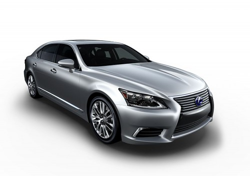 2013 Lexus LS 600h L: Executive Luxury Hybrid