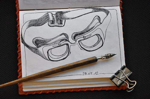 EDM Challenge #11: Draw your glasses or sunglasses