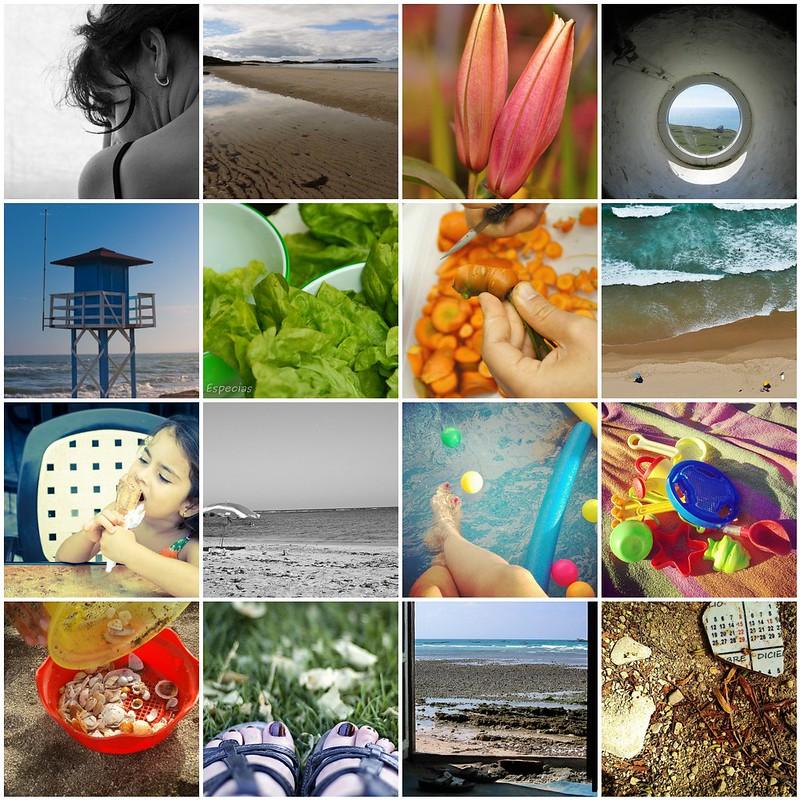 Collage julio 2012- tu verano