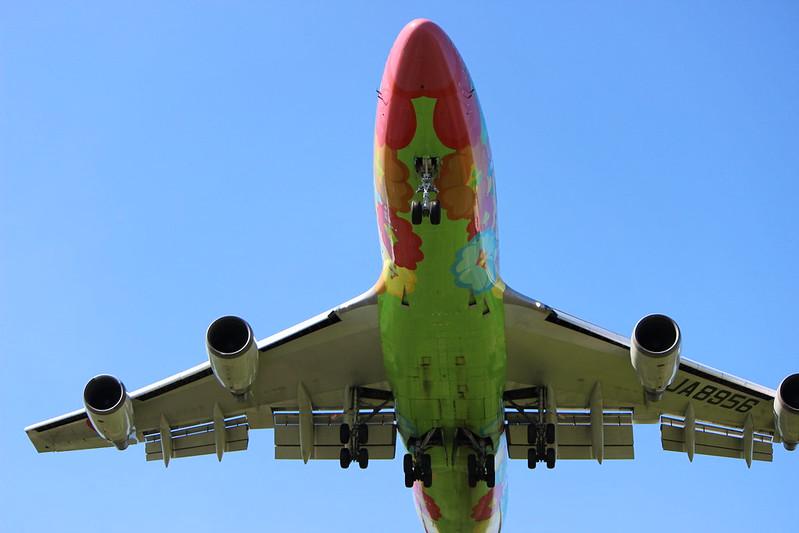 飛行機6 その2