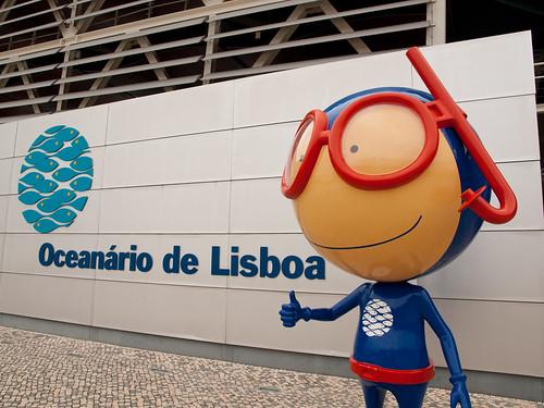 Oceanário de Lisboa by treboada