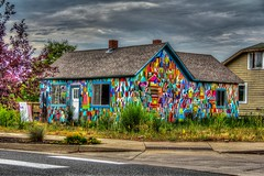 Painted House, Superior, Colorado