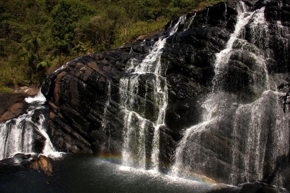 #SriLanka #HortonPlainsNationalPark #SriLankatravelblog #Travelbloggerindia #SriLankatourism #BakersFall