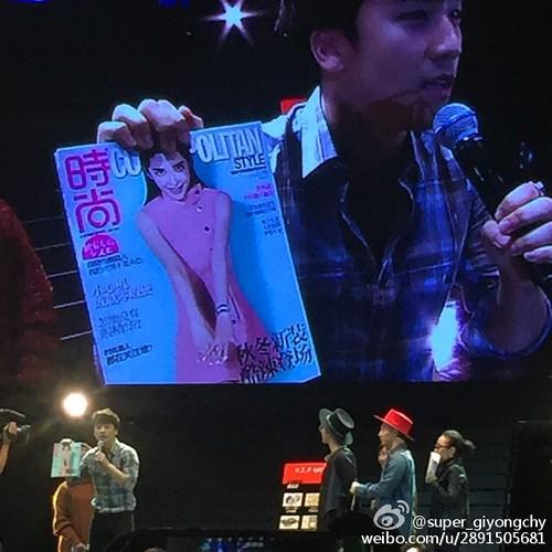 G-Dragon, Seung Ri & Tae Yang - V.I.P GATHERING in Harbin - super_giyongchy - 01