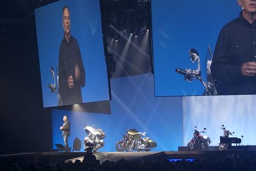 Harley-Davidson ADM 2016