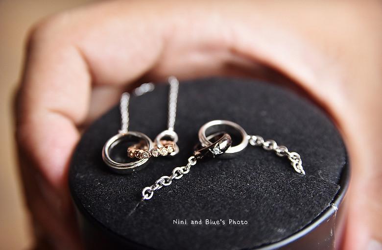 IDEA ROCK情侶手鍊戒指項鍊手環銀飾16