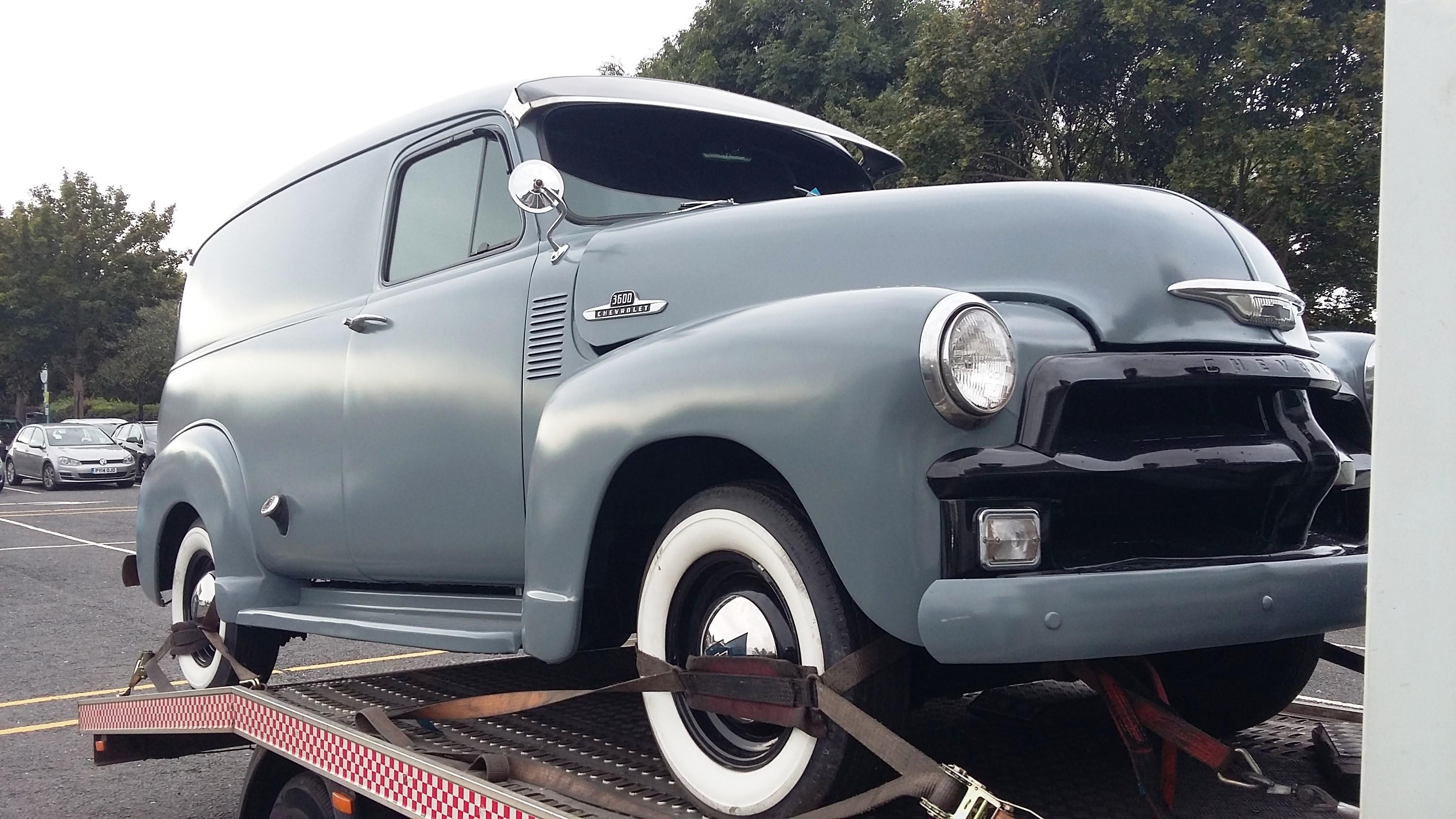 Chevrolet Panel Van 1955