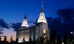 LDS temple - Kansas City, MO
