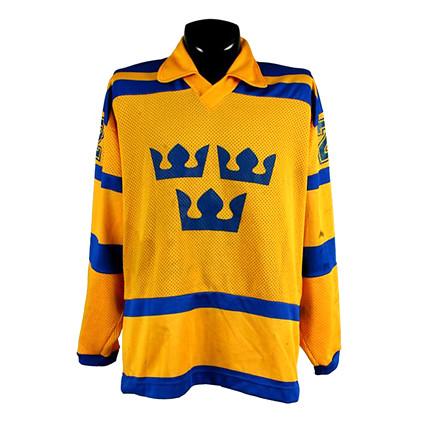 Sweden 1984 F jersey