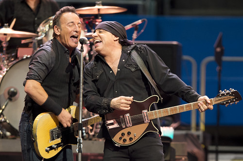 Bruce Springsteen and the E Street Band at the Los Angeles Sports Arena(4/27/12)