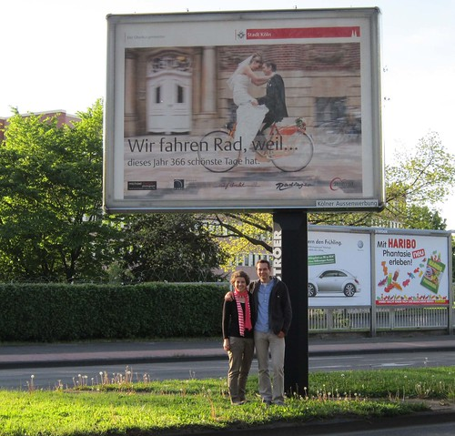 Köln Werbung