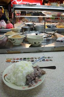 Raohe Night Market 雪花冰