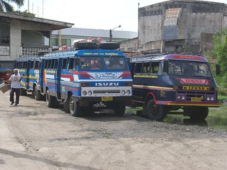 Zamboanga tough buses