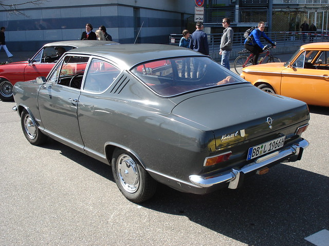 opel kadett b coupe l super kiemencoup flickr. Black Bedroom Furniture Sets. Home Design Ideas