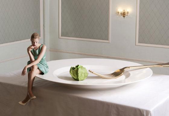 Shona Heath for Vogue UK. Photo via CLM