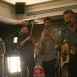Mon, 16/04/2012 - 5:49pm - A private show at Liberty Hall at the Ace Hotel with Trampled by Turtles, April 16, 2012. Hosted by Alisa Ali. Photo by Laura Fedele