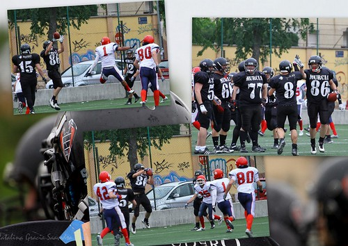 Murcia Cobras - Valencia Giants