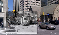 Timeshift Toronto: Bloor Street and Avenue Road, 1925
