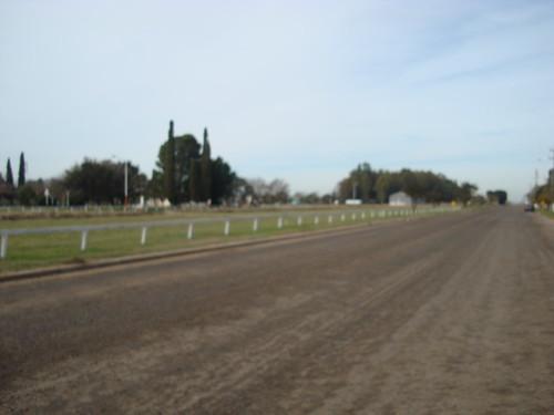 Ciclismo - Salida Sgto.Cabral-Cañada Rica-Gral.Gelly-JB Molina-Stephenson