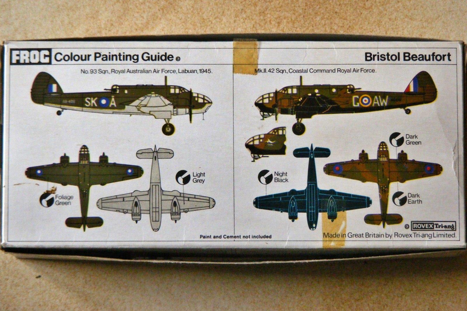 Frog Bristol Beaufort Plan de décoration