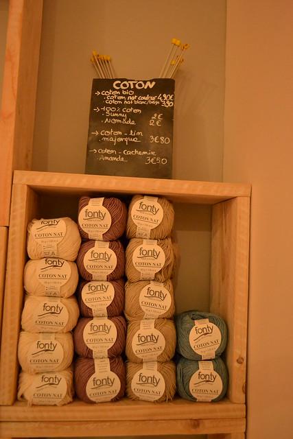 fil coton nat