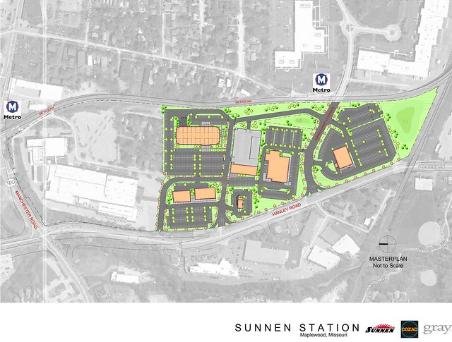 Sunnen Station development - TOD St. Louis