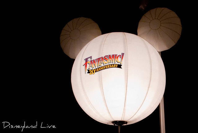 Fantasmic! 20th Anniversary Event