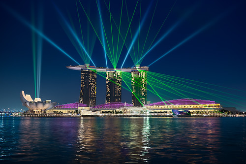 Dance of Light - (Singapore)