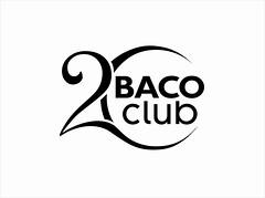 Logo 20 años Baco